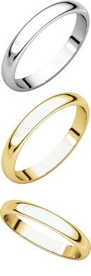 does the woman buy the s wedding band bands without stones 92852 wedding band 10k 14k yellow white