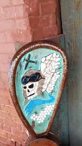 mosaic wall art skull art man cave decor anniversary gift
