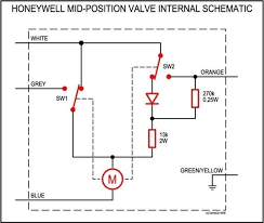 honeywell 2 port valve wiring diagram how to wire a zone valve on