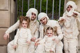 Halloween Costumes Mummy Family Halloween Costume Ideas 2016 Halloween Costumes Blog