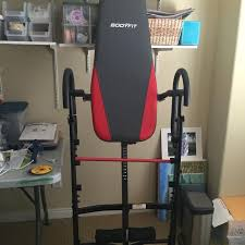 body fit inversion table best bodyfit inversion table for sale in temecula california for 2018