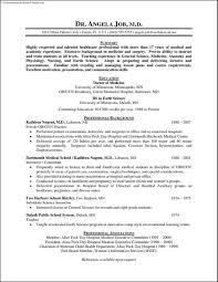 Doctor Resume Templates Doctor Resume Templates Free Samples Examples U0026 Format Resume