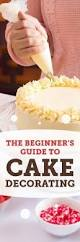 this is a collection of lots of easy cake decorating ideas and