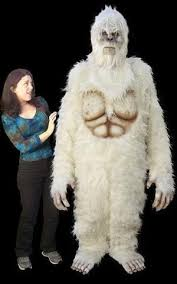 abominable snowman costume the abominable snowman costumes the horror dome