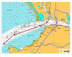 San Francisco Traffic Map by Sailing Guide To San Francisco And Monterey Bays And Rivers