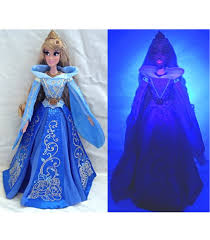 disney aurora limited edition blue gown doll review youtube