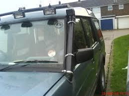 homemade jeep snorkel who said a diy drain pipe snorkel cant look good landyzone