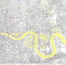 map az docklands mid 1960s a z map vie flickr