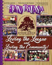 t harger skype bureau the jambalaya 03 10 16 vol 7 no 22 by the jambalaya