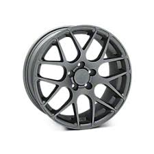 mustang rims 2015 2018 ford mustang wheels rims americanmuscle free shipping