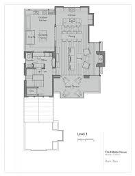 hillside floor plans hillside house sb architects architects house and architecture