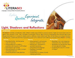 light and shadows lesson plans unit 4 light shadows and reflections monthly lesson plan