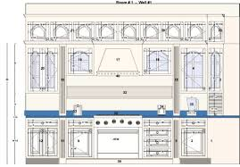 KITCHEN DESIGN ONLINE FREE - Designing kitchen cabinet layout