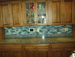 recycled glass backsplashes for kitchens brown glass tile kitchen backsplash gorgeous 31 furniture