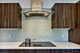 How To Install Kitchen Backsplash Glass Tile Tiles Glass Tile Backsplash With Butcher Block Countertops Sink