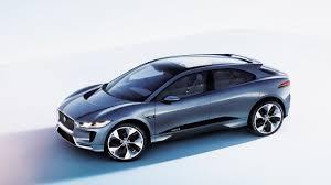 suv tesla blue tesla jaguar i pace electric car suv clearly balances