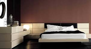bedroom designs lacquer and leather modern bed aesthetic drawing