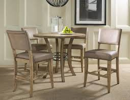 hillsdale charleston round counter height table 4670ctb