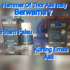 ciri ciri hammer of thor asli murah alamat jual hammer of thor