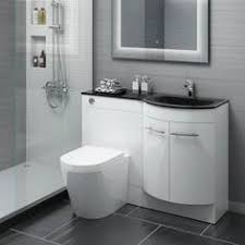 Bathroom Vanity Unit With Basin And Toilet Modern Bathroom Gloss White Vanity Unit Countertop Basin Back To