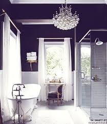 What Is The Best Paint For A Bathroom Best 25 Dark Purple Bathroom Ideas On Pinterest Purple