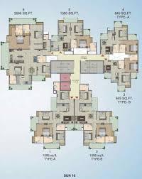 2663 sq ft 4 bhk 4t apartment for sale in migsun group wynn eta 2