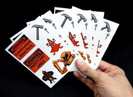 construction zone temporary tattoos u0026 party favors u2013 premium