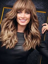 long layers with bangs hairstyles for 2015 for regular people 4 bangs hairstyles to bang or not to bang fashion tag blog
