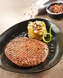 soja cuisine recettes bifteck haché et fondue de poireaux à la sauce soja cuisine