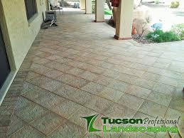 patio design ideas for tucson tucson professional landscaping