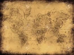 Ancient Maps Of The World by Ancient Map Of The World Stock Photo Picture And Royalty Free