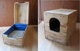 Kitty Litter Bench Top 10 Ingenious Ways To Hide Your Cat U0027s Litter Box