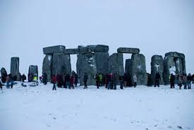 winter solstice at stonehenge 2017