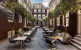 hotel amsterdam design the best design hotels in amsterdam telegraph travel