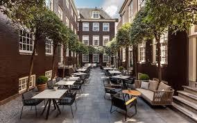 design hotel amsterdam the best design hotels in amsterdam telegraph travel