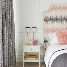 Pink And Black Bedrooms Pink And Black Bedroom Color Scheme Design Ideas