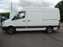 Mercedes Sprinter 2012 Medium Wheel Base Mercedes Sprinters
