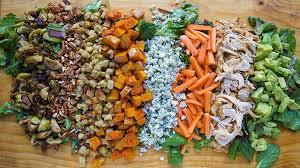 thanksgiving leftover statement salad recipe
