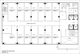 floor plan of a commercial building commercial building plan featuring office design small designs