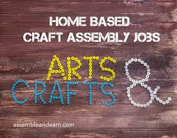Home Based Design Jobs Simple Home Assembly Jobs Assemble Products And Crafts At Home