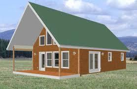 simple cabin plans with loft cabin floor plans blueprints free