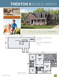 trenton ii franklin north carolina home building property