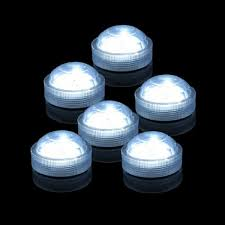 submersible led lights wholesale white submersible floral long lasting led lights cys excel usa s
