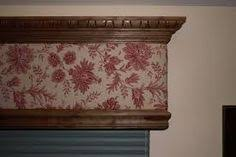 Fabric Covered Wood Valance Covered Wood Window Valance Pictures To Pin On Pinterest Pinsdaddy