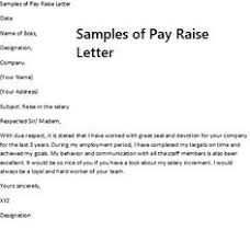 Asking Payment Letter Sle requesting a raise template city espora co