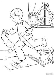 best christmas dog coloring pages 1691 christmas dog coloring