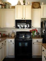 what color appliances go with black cabinets great kitchen make kitchen remodel small kitchen