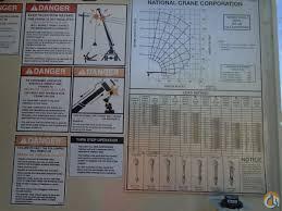 manitowoc 999 operators manual 2009 national peterbilt 9125a boom truck cb u0026j 896 crane for sale