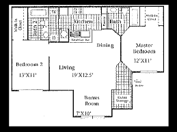 Two Bed Two Bath Floor Plans 2 Bed 2 Bath Apartment In Huntsville Tx Ridgewood West