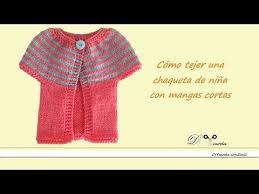 sueter tejido a dos agujas youtube chaleco para niña tejido a crochet 1 de 2 youtube vestitini